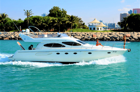 Luxury Yacht Dubai