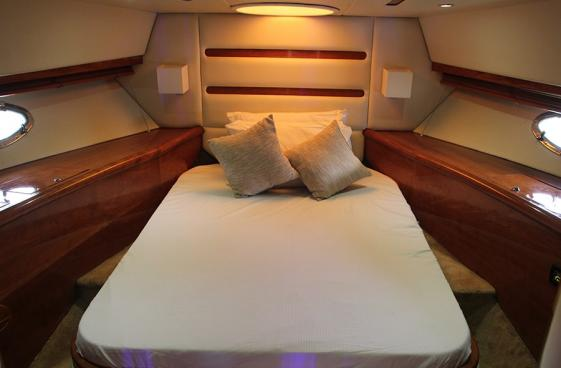 Dubai Luxury Yacht Interior